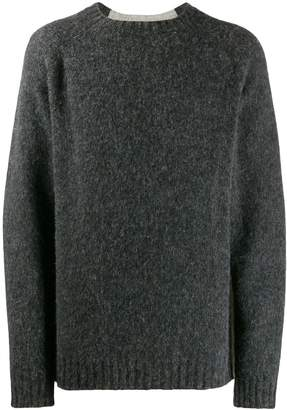 Loewe oversized knitted sweater