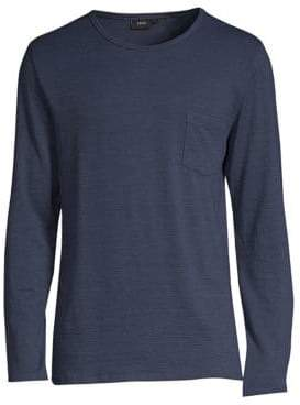 Onia Chad Long Sleeve Tee