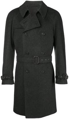 Corneliani belted trench coat