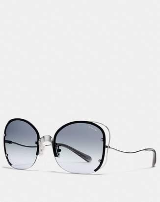 Coach Open Wire Sunglasses