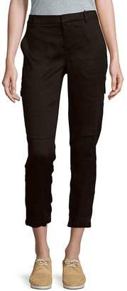 Vince Women's Buttoned Cargo Pants