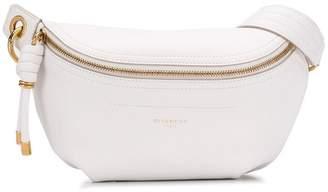 Givenchy embossed logo belt bag