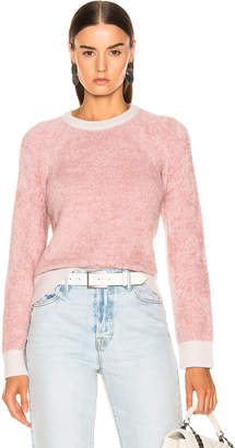 Rag & Bone Valerie Crew in Blush | FWRD