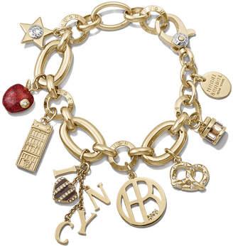 Henri Bendel Hb Iconic Ny Charm Bracelet