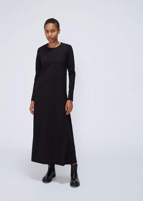 Y-3 Long Sleeve Stacked Logo Dress