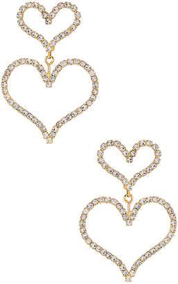 Elizabeth Cole Emilia Earrings