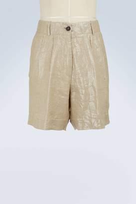 Forte Forte Linen shorts
