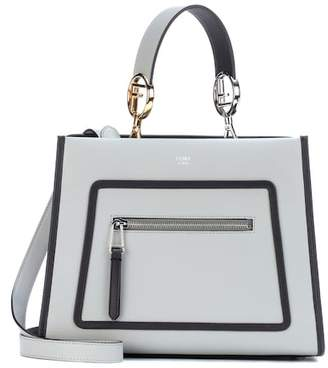 Fendi Runaway Small leather shoulder bag