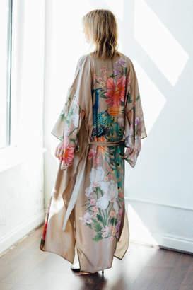 Spell & The Gypsy Collective Waterfall Maxi Kimono