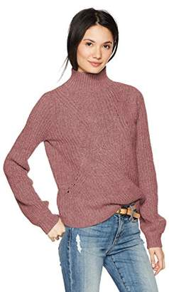 Lucky Brand Women's Blouson Sleeve Sweater