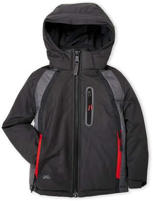 Hawke & Co Boys 4-7) Hooded System Jacket