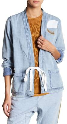 Freecity Free City Saltwater Rise Pinned Denim Jacket