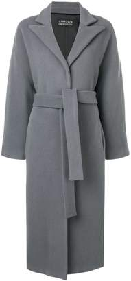 Gianluca Capannolo belted coat