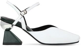 YUUL YIE 70mm Leather Pumps