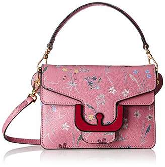 Coccinelle Ambrine Autumn Garden E1 Cj7 12 02 01, Women's Shoulder Bag,9x14x19 cm (B x H T)
