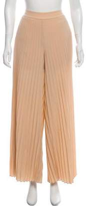 A.L.C. Accordion Pleated High-Rise Pants w/ Tags