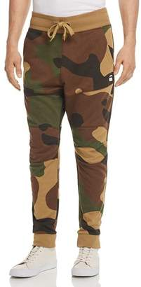 G Star 5621 3D Camouflage Jogger Sweatpants