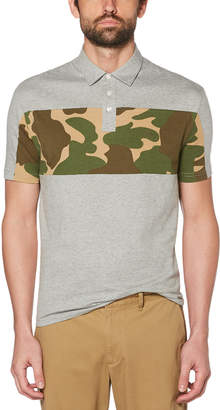 Original Penguin CAMO BLOCK POLO