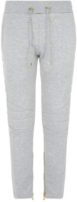 Balmain Ribbed Sweatpants