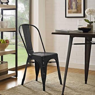 Williston Forge Ashlyn Metal Side Chair