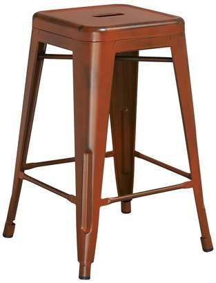"Trent Austin Design Lompoc 24"" Bar Stool"