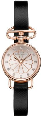 Laura Ashley Women's Crystal Watch