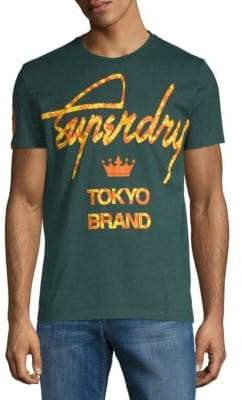 Superdry City Brand Graphic Tee