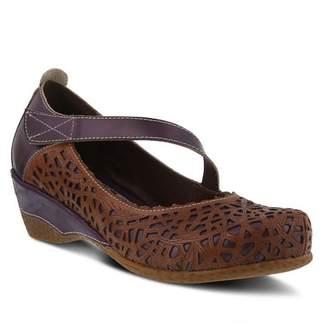 Spring Step Melinda Leather Flat