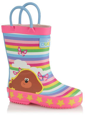 George First Walkers Hey Duggee Wellington Boots