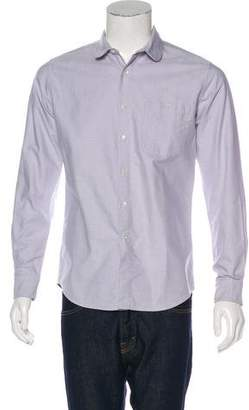 Patrik Ervell Woven Oxford Shirt