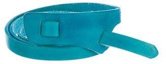 Yohji Yamamoto Leather Waist Belt $70 thestylecure.com