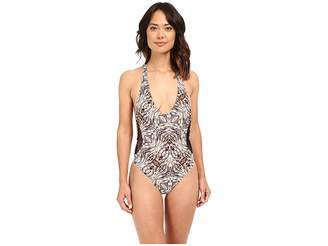 Volcom Lost Sea One-Piece Women's Swimsuits One Piece