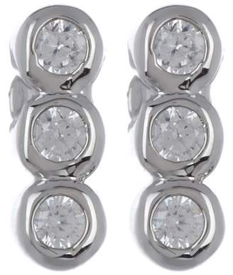 Jules Smith Designs Triple Bezel Stud Earrings