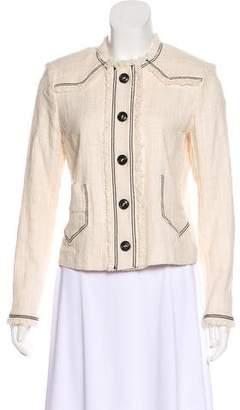 Etoile Isabel Marant Structured Tweed Jacket