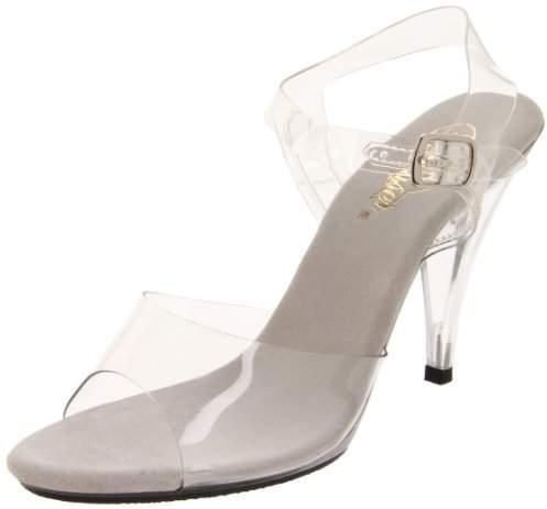 Pleaser USA Women's Caress-408 Sandal