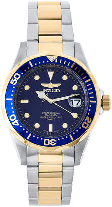Invicta 8935 Two-Tone & Blue Watch