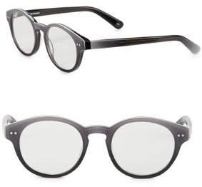 Corinne McCormack 44MM Harriet Round Sunglasses