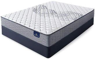 Serta Perfect Sleeper Birchview Plush - Mattress + Box Spring
