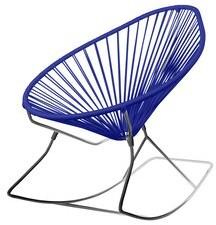 Brayden Studio Marvine Rocking Chair Brayden Studio