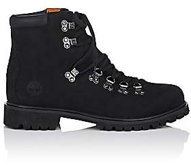 "Timberland Men's BNY Sole Series: ""Authentic Hike"" Nubuck Boots-Black"