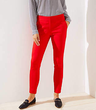 LOFT Skinny Split Waist Pants in Julie Fit