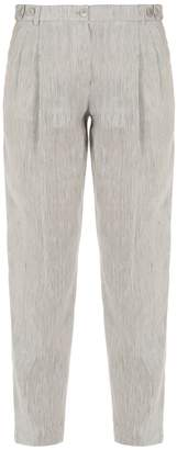 Emporio Armani Fantasia Stripe Trousers