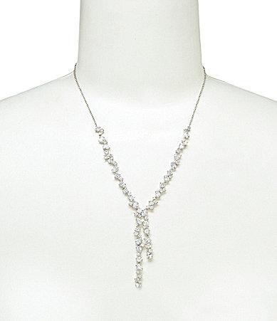 Nadri Star Cluster Y-Necklace