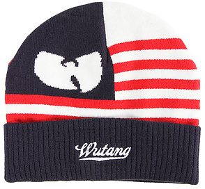 Wutang Brand Limited The Wu All America Beanie