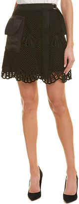 Self-Portrait Self Portrait Mini Skirt