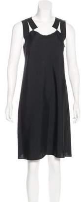 Nina Ricci Sleeveless Cutout Dress