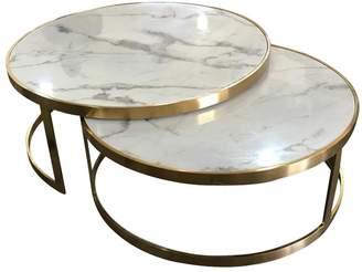 Future Classics Furniture Monique Coffee Table Set/2 White