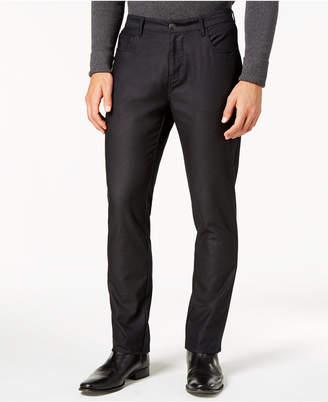 Ryan Seacrest Distinction Ryan Seacrest DistinctionTM Men's Slim-Fit Black Dress Pants, Created for Macy's