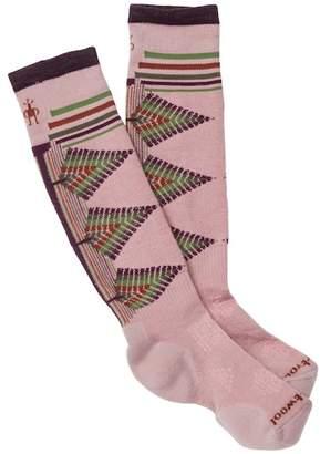 Smartwool PhD Ski Light Pattern Knee High Socks