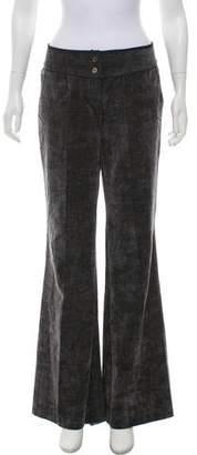 Mayle Mid-Rise Corduroy Pants